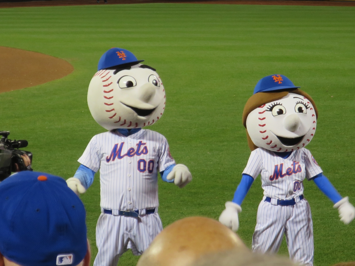 The Amazing Mets